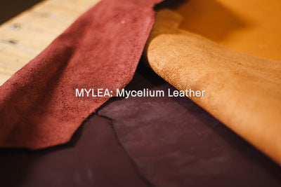 MYLEA: Mycelium Leather