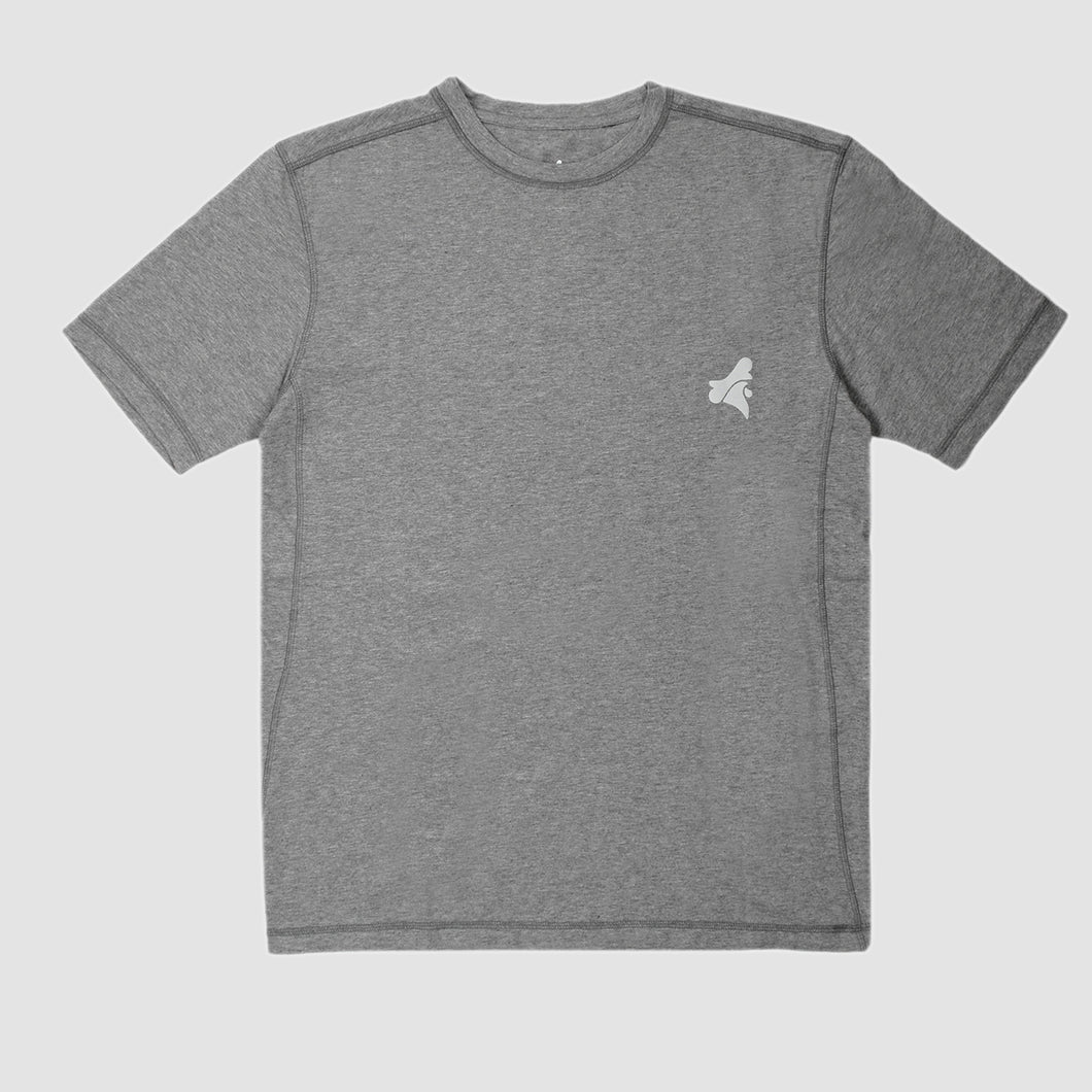 Brodo Aktiv T-Shirt Short Sleeve Grey
