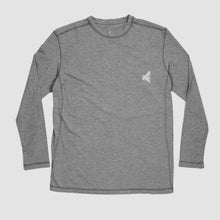 Load image into Gallery viewer, Brodo Aktiv T-Shirt Long Sleeve Grey