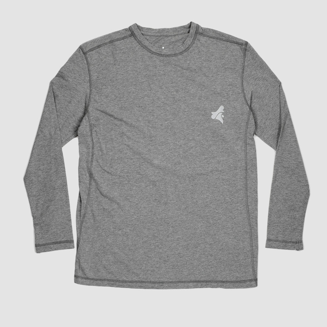 Brodo Aktiv T-Shirt Long Sleeve Grey