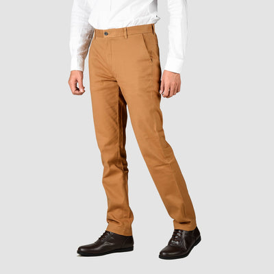 Kent & Crew X Brodo Chinos Gold
