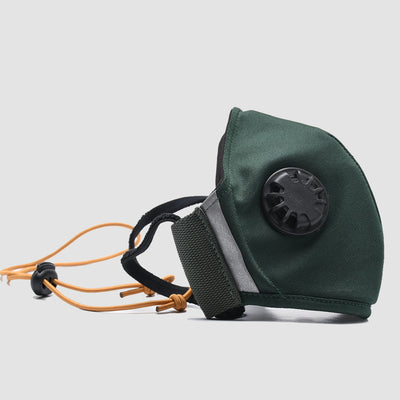 Ergo Activ Mask Forest Green