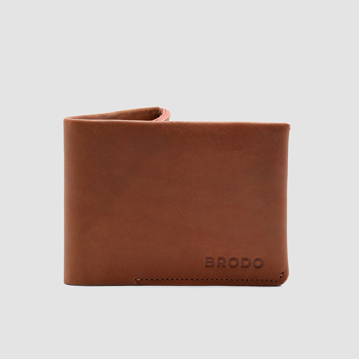 Carta Slim Wallet Vintage Brown