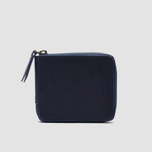 Load image into Gallery viewer, Zipper Wallet 2.0 Navy