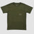 Live Epic Pocket Tees Olive