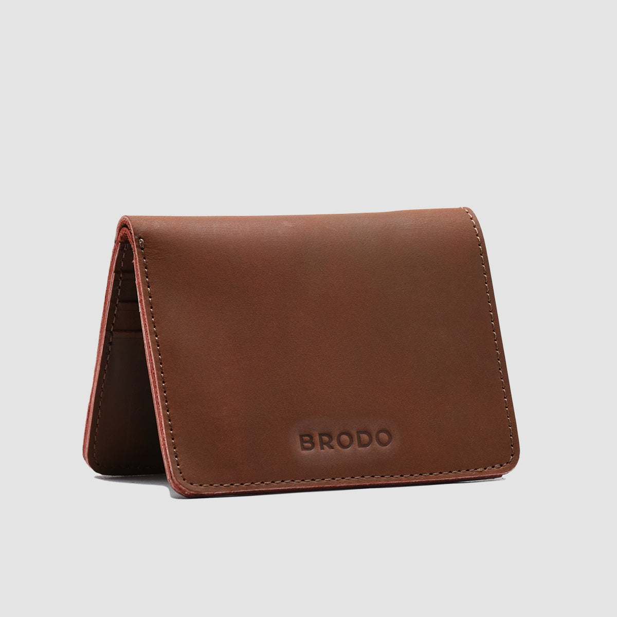 Pressa Wallet Vintage Brown