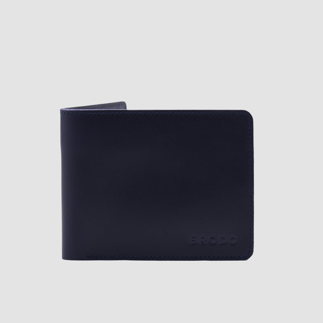 Short Wallet Navy