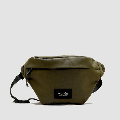 Brodo X Alive Rogue Army Green Bag