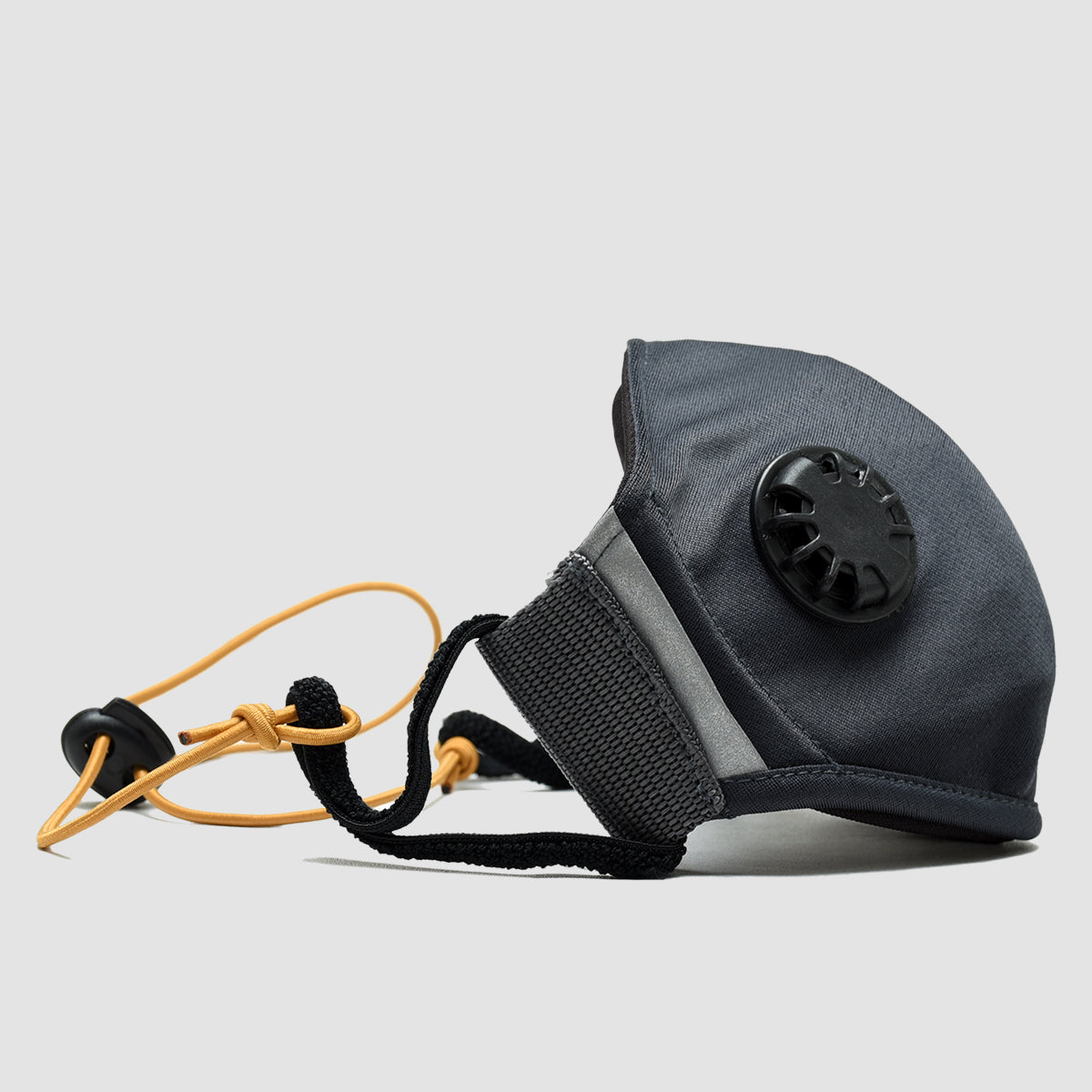 Ergo Activ Mask Charcoal Grey