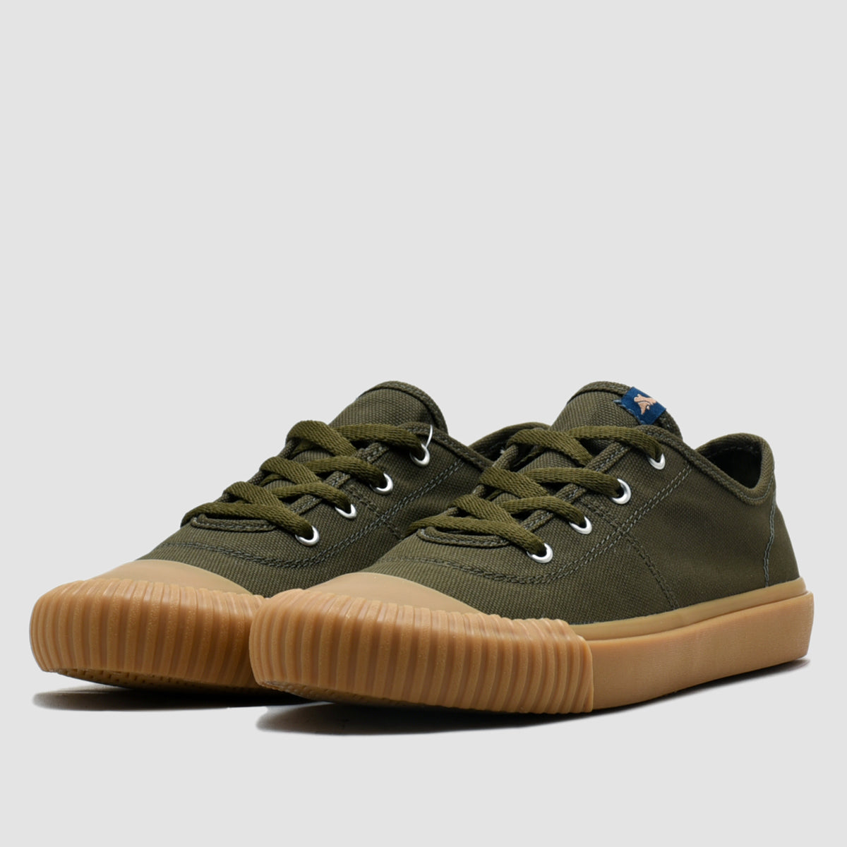 [Ready Stock] Vulcan Low Olive GS