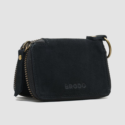 Key Wallet Suede 2.0 Black