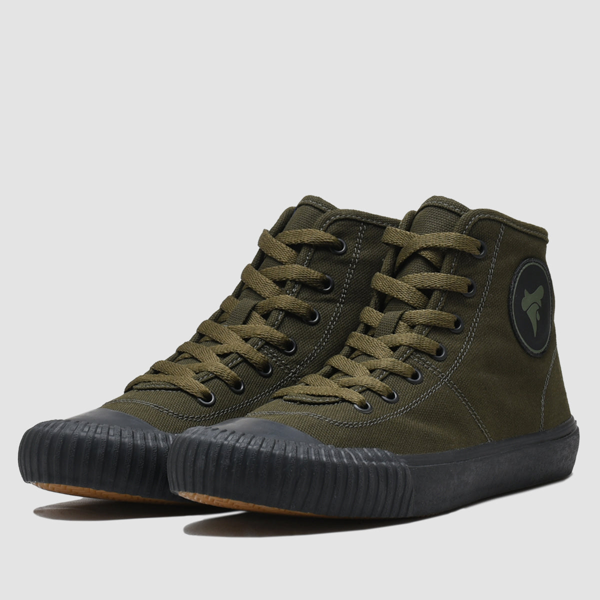 (Ready Stock) Vulcan Hi Olive BS - Jakcloth