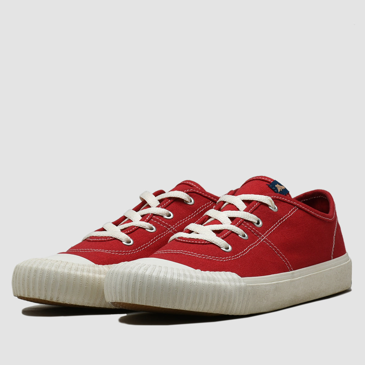 (Ready Stock) Vulcan Lo Classic Red WS - Jakcloth