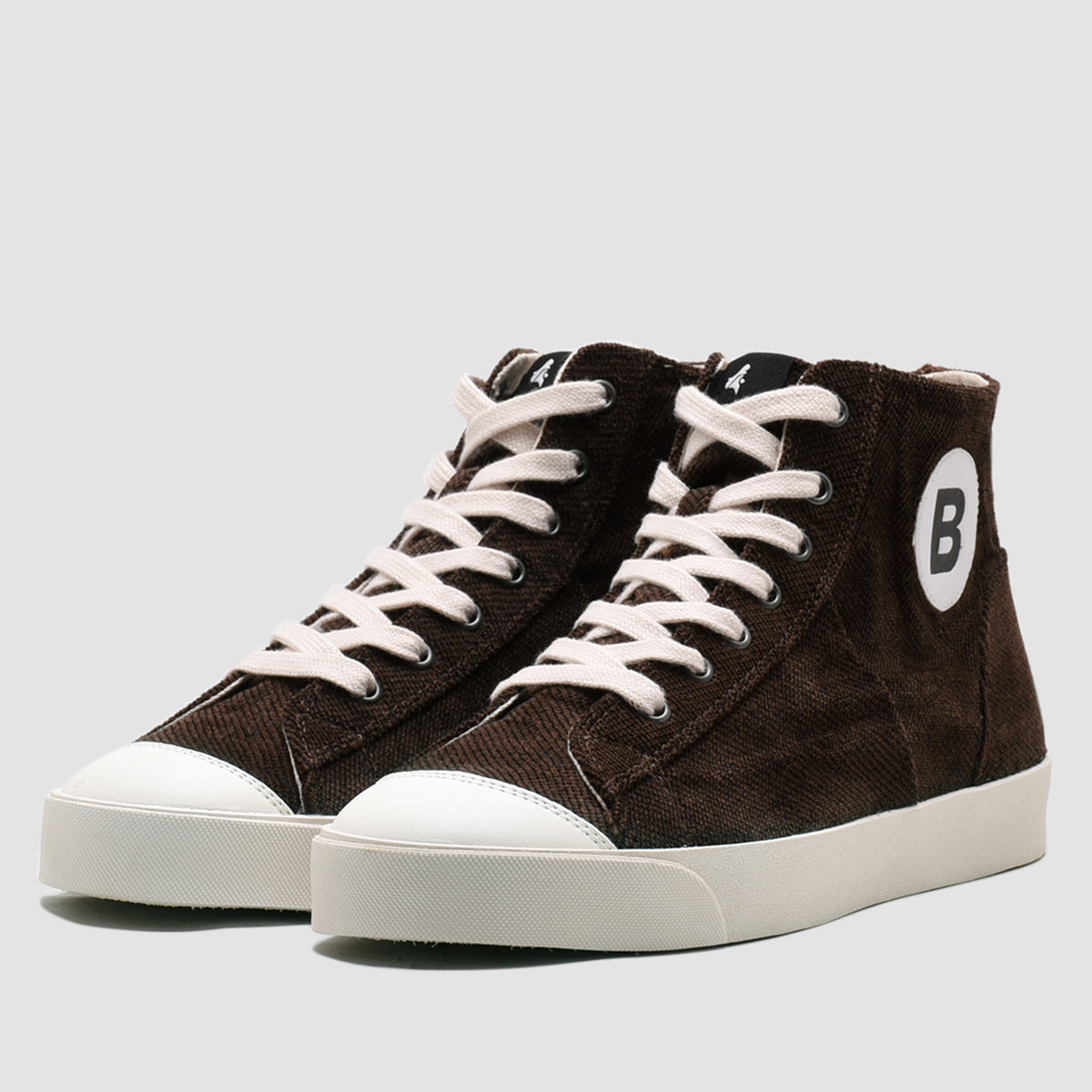 Vantage Hi Semi Wool Brown WS