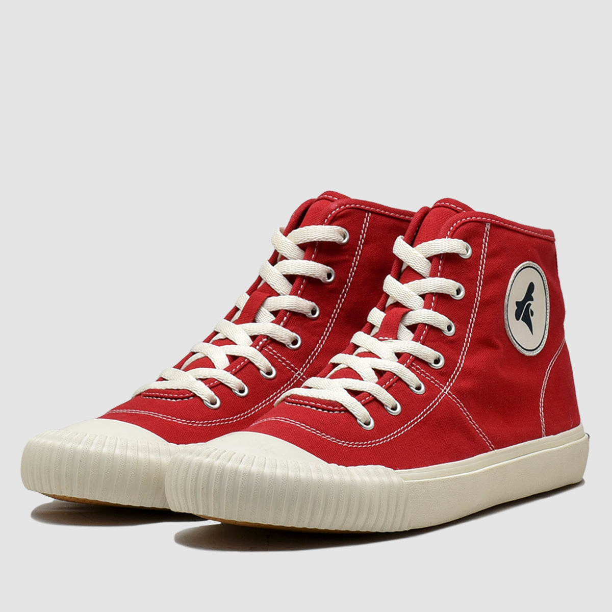 (Ready Stock) Vulcan Hi Classic Red WS - Jakcloth