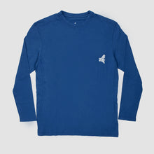 Load image into Gallery viewer, Brodo Aktiv T-Shirt Long Sleeve Navy