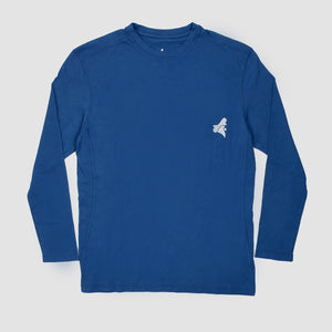 Brodo Aktiv T-Shirt Long Sleeve Navy