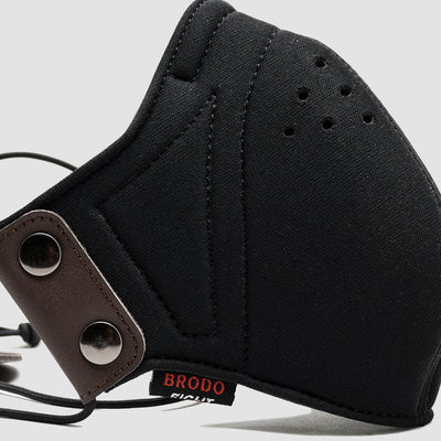 Bike Mask Brown