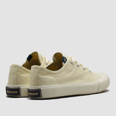[Ready Stock] Vulcan Low Off - White WS