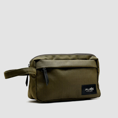 Brodo X Alive Vulture Army Green Pouch