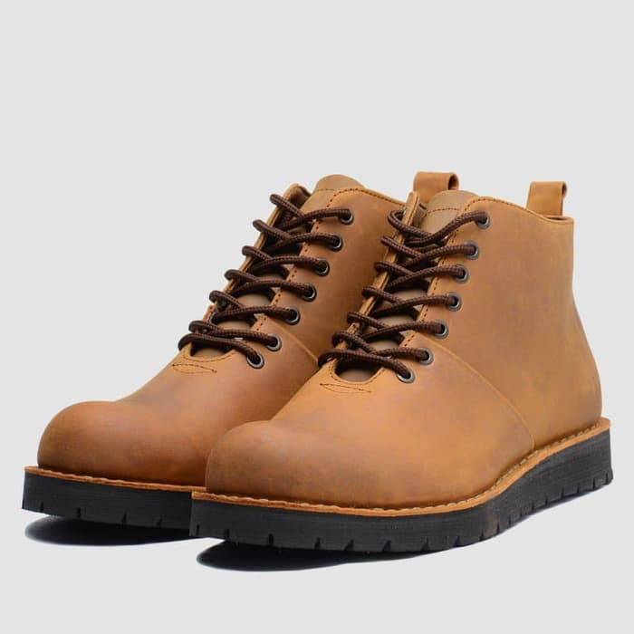 Signore Boots Choco Tan BS