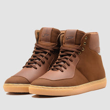 Load image into Gallery viewer, Kruzr Dark Choco Gum Sole