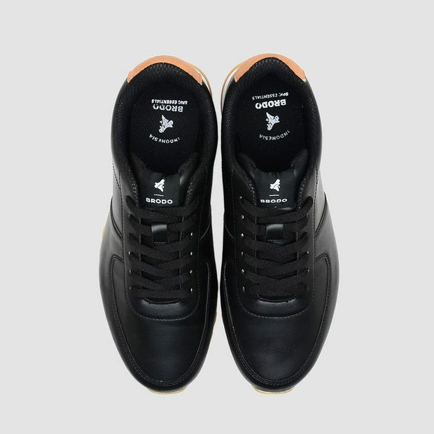 Base Black Gum Sole