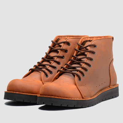 Epsilon Vintage Brown Black Sole