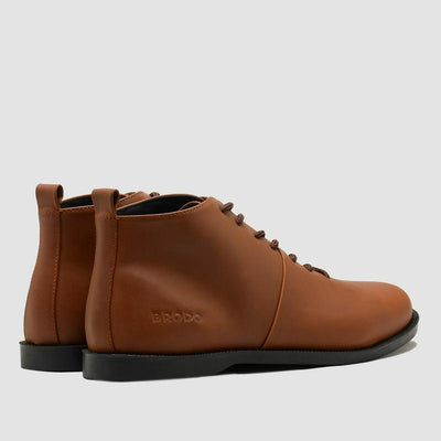 Signore E+ Vintage Brown Black Sole