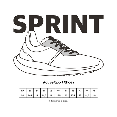 Active Sprint Full Black