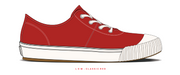 [Pre-order] Vulcan Low Classic Red WS