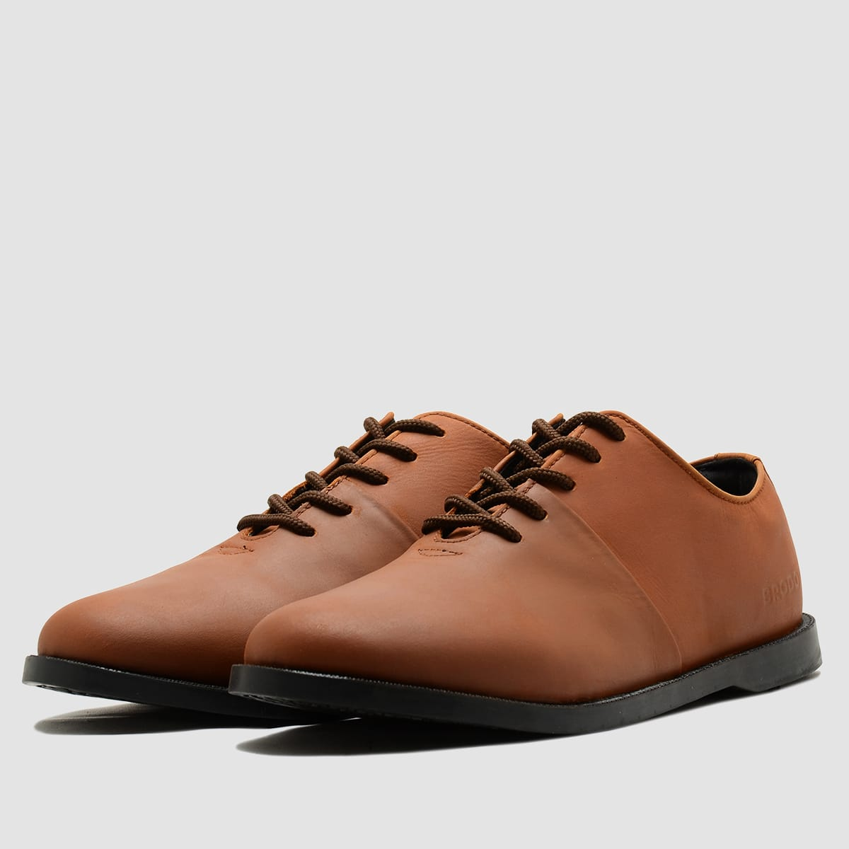 Signore Low E+ Vintage Brown Black Sole