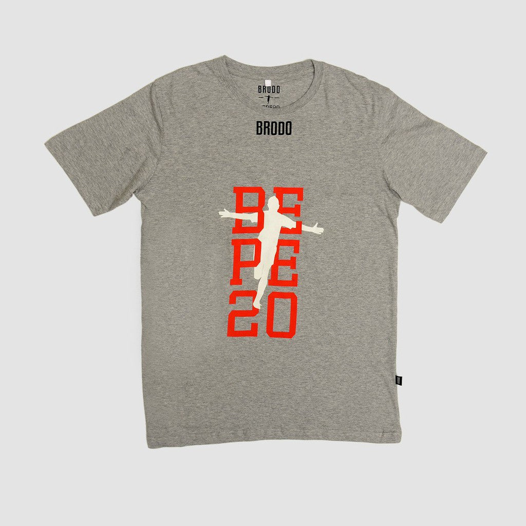 Bepe Spirit T-Shirt Misty Grey