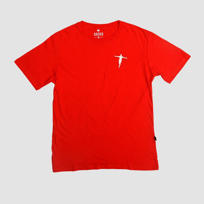 Bepe Basic Icon T-Shirt Fire Red