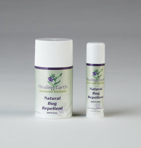 Natural Bug Repellent Stick