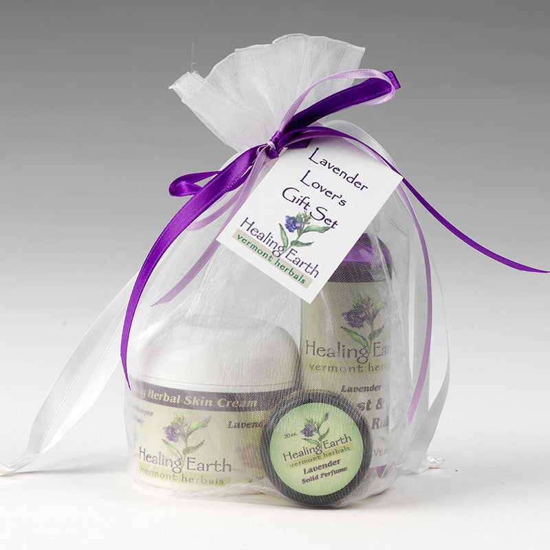 Lavender Lovers Gift Set
