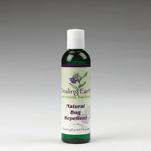 Natural Bug Repellent Oil