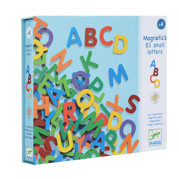83  Magnetic Letters by Djeco