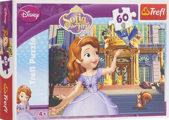 Sofia the First Puzzle 60 pc