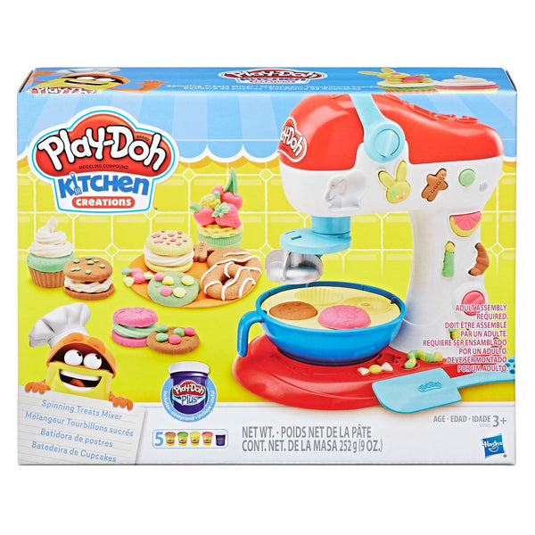 Play Doh Spinning Treats Mixer Kitchen Creations