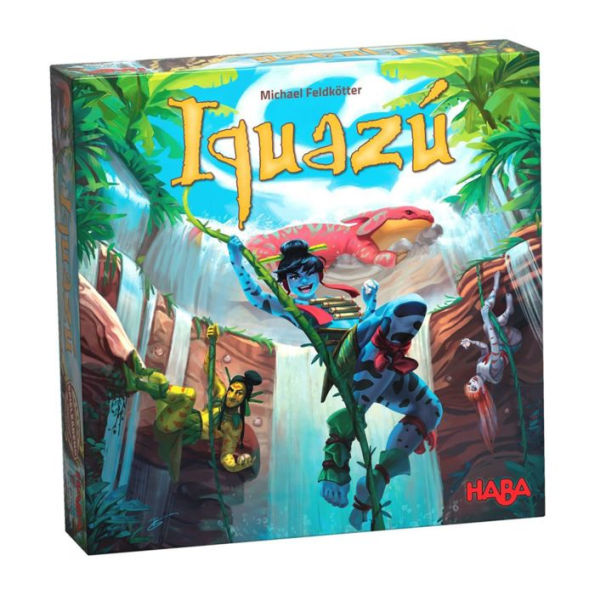 Haba Iquazu Game