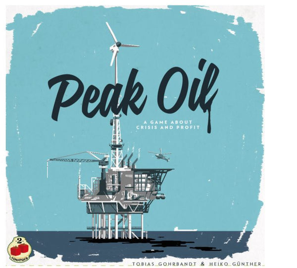 Peak Oil - A Game about Crisis and Profit