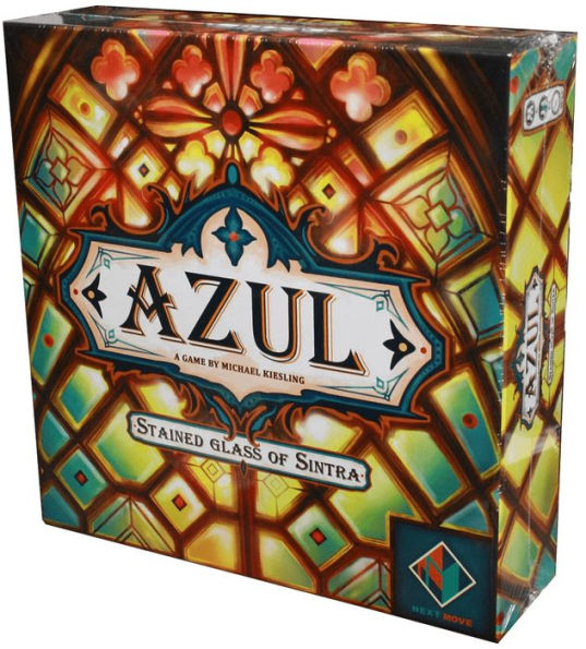 Azul Game -Stained Glass of Sintra
