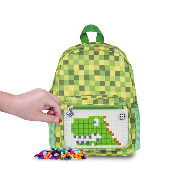 Pixie Crew Backpack Green Glow in the Dark