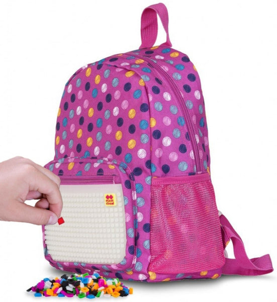 Pixie Crew Backpack Bubblegum Glow in the Dark