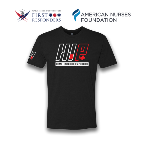 Hometown Heroes Project Charity T-Shirt