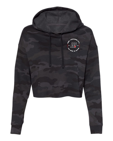 BLACK OPS Limited Edition Crop Hoodie