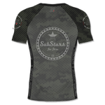 SPECIAL OPS SubStars Collab Short Sleeve Rashguard