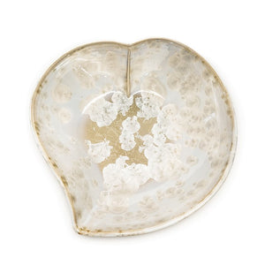 Crystalline Twist Heart Bowl - Candent