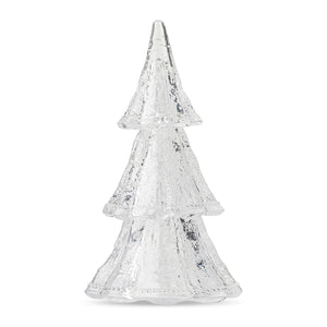 "Berry & Thread 10.5"" Stackable Clear with Snow Tree Set - Medium"